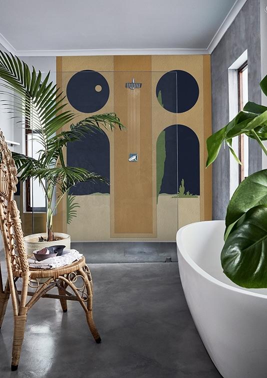 Carta da parati wall&deco pareti per interni moderni a ...